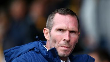 Michael Appleton: Relieved with a point