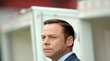 Paul Dickov: Relieved after win