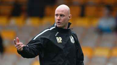 Rob Page: Relieved to win