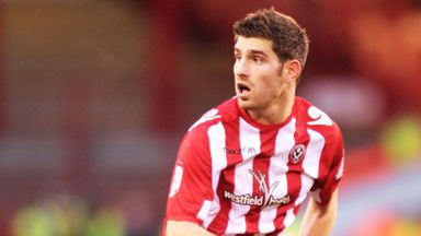 Ched Evans: Yet to find a new club following his release from prison.