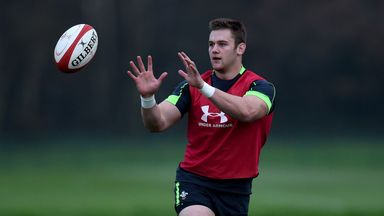 Dan Lydiate: Will make his debut of Ospreys if called off the bench