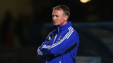 Michael O'Neill: Votes of Northern Ireland manager not counted for Ballon d'Or vote