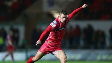 Steven Shingler: Converted all four penalties for Scarlets