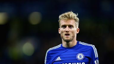 Andre Schurrle: Closing on a move back to the Bundesliga
