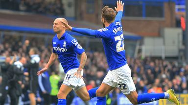 David Cotterill: On hand to sink Forest once again