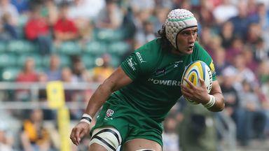 Blair Cowan: Returns for London Irish