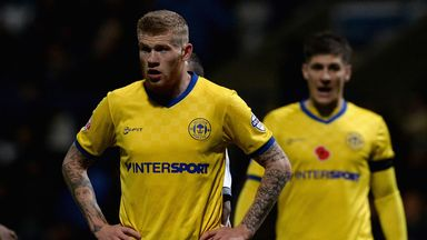 James McClean: Star man for Wigan at Leeds