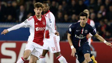 Lucas Andersen added Ajax's second at Heracles