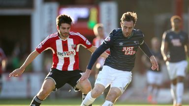 Richard Keogh: May have to settle for place on the bench