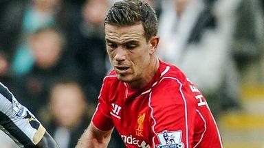 Jordan Henderson: Big games ahead for Liverpool