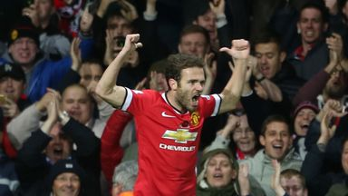 Juan Mata: The forward is confident Manchester United have found some momentum