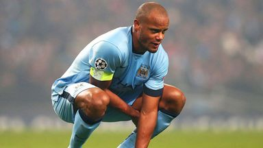Vincent Kompany: Still dreaming of glory on the European stage