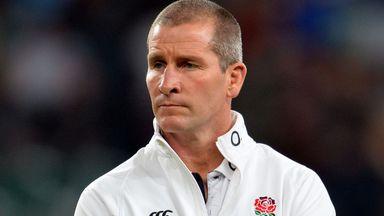 Stuart Lancaster: Demanded more improvement against Australia