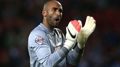 Lee Grant: Signs up with Derby until 2017