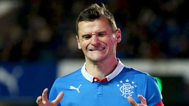 Lee McCulloch: Saying goodbye to Ally McCoist was emotional