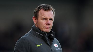 Mark McCall: Saracens' Director of Rugby was pleased to see his side return to winning ways.