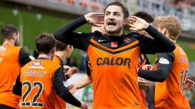Paul Paton: Misses games against Celtic and St Johnstone