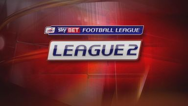 League 2 Round-Up - 15th November