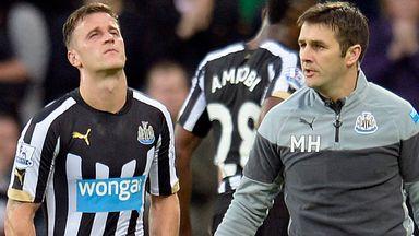 Ryan Taylor:  Exits Newcastle