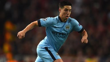Samir Nasri: Ruled out for three weeks
