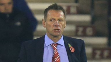 Stuart Pearce: On the hunt for loan players