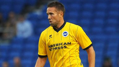 Matt Upson: Joined Leicester from Brighton in the summer
