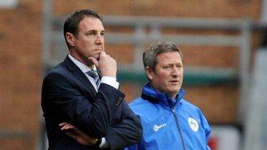Malky Mackay: Pleased with quality of Wigan squad