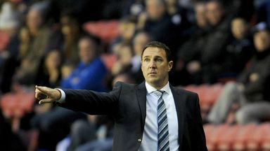Malky Mackay: Impressed by trialist