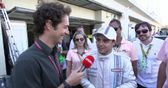 Massa pleased with home podium