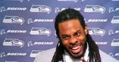 With Richard Sherman ready for the Super Bowl, we look at the Top 10 sporting rants