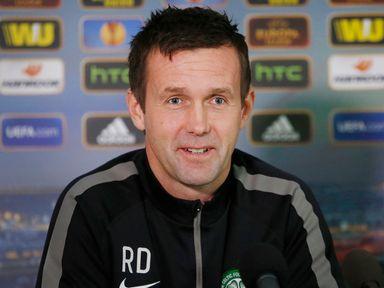 Celtic Manager Ronny Deila  is ready for a good test against Salzburg