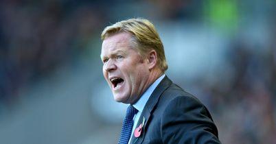 Ronald Koeman: Can he lead Southampton to Champions League?