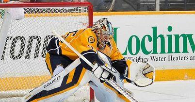 NHL: Rinne shuts out Edmonton