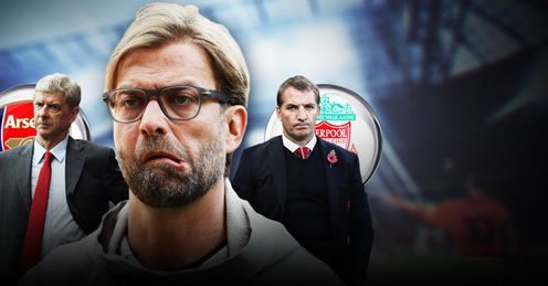 Jurgen Klopp: Linked with Arsenal and Liverpool