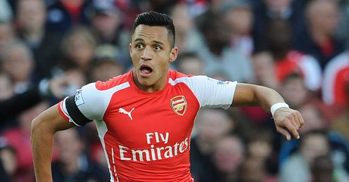 Alexis Sanchez: Ideally suited to the English game