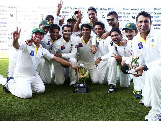Schedule of Pakistan's tour of Australia announced