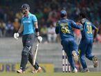 4th ODI: SL v Eng