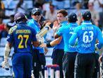 6th ODI: SL v Eng