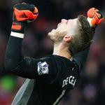 David De Gea: On top form once again for United