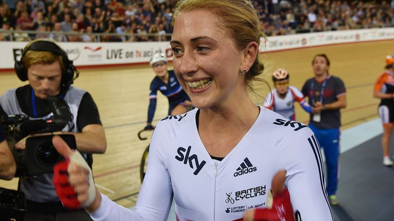 Laura Trott Set To Marry Fellow Cyclist Jason Kenny
