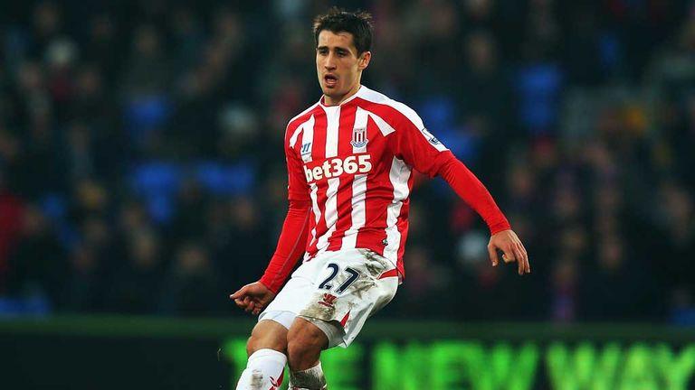 Bojan Krkic has been in excellent form for Stoke City.
