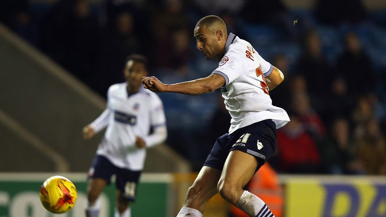 Darren Pratley: Grabbed the winner