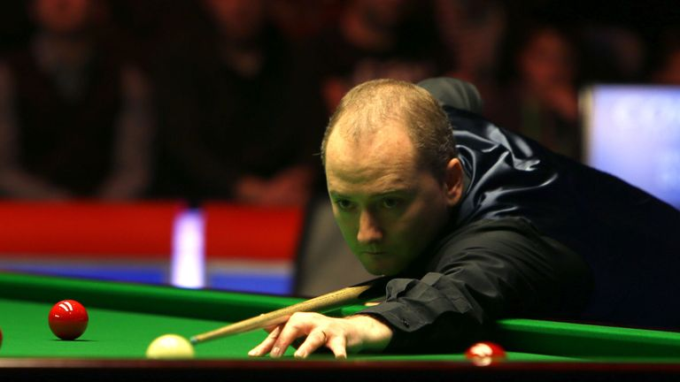 Graeme Dott fought back to qualify