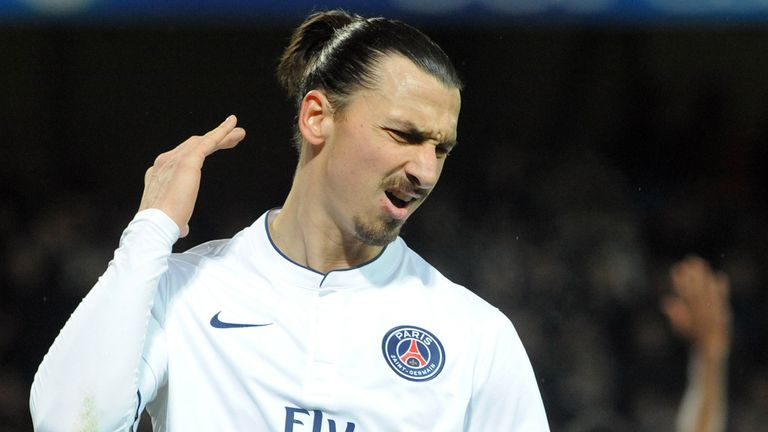 Zlatan Ibrahimovic: Being unhappy is a regular mood for this football