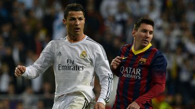 Messi v Ronaldo: Hat Tricks