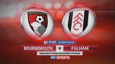 Bournemouth 2-0 Fulham