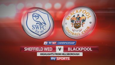 Sheffield Wednesday 1-0 Blackpool