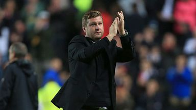 Karl Robinson: Proud of his players
