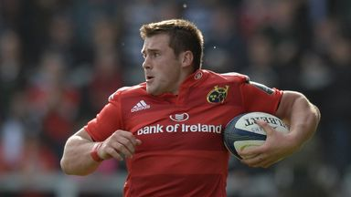 CJ Stander ensured a bonus point for Munster with a late try from a maul