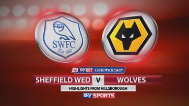 Sheff Wednesday 0-1 Wolves
